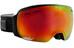 Alpina Granby QVMM/S2-3 goggles rood/zwart
